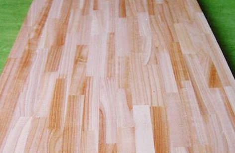 兔宝宝板材1.2双面无节杉木集成材