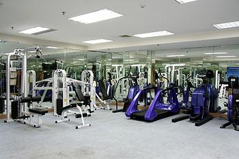 首頁 裝修圖庫 工業裝修 >> 健身房裝修效果圖