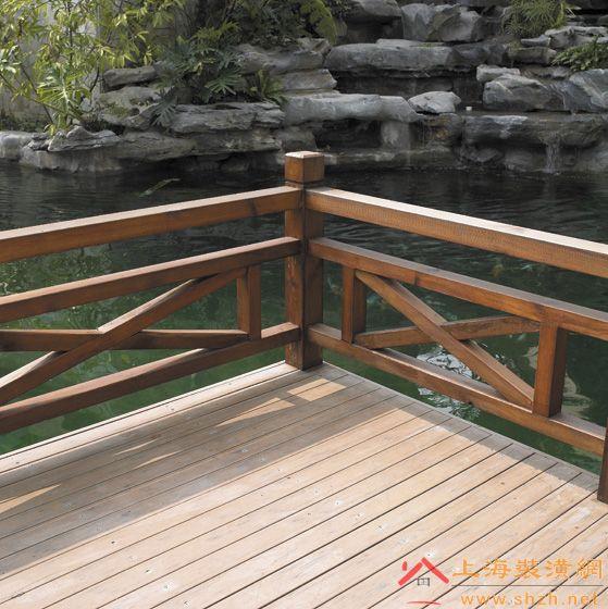 生态木阳台地板-上海装潢网