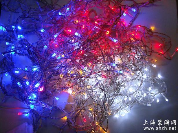 led七彩灯串