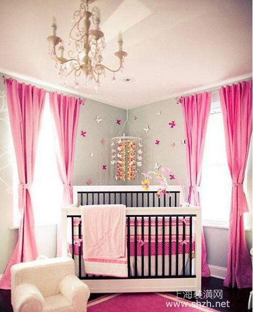 婴儿房设计,给宝宝最好的出生礼物