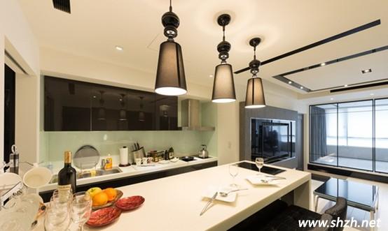 小编教你聪明打造吧台 让餐厨空间更加时尚-上海装潢网