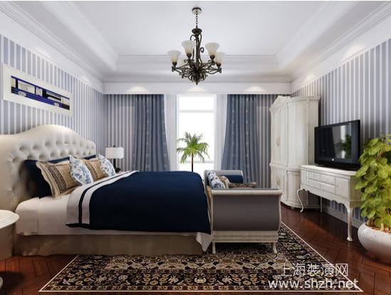 2015别墅装修设计 地中海风格装修案例-上海装潢网