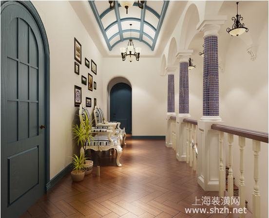 2015别墅装修设计 地中海风格装修案例
