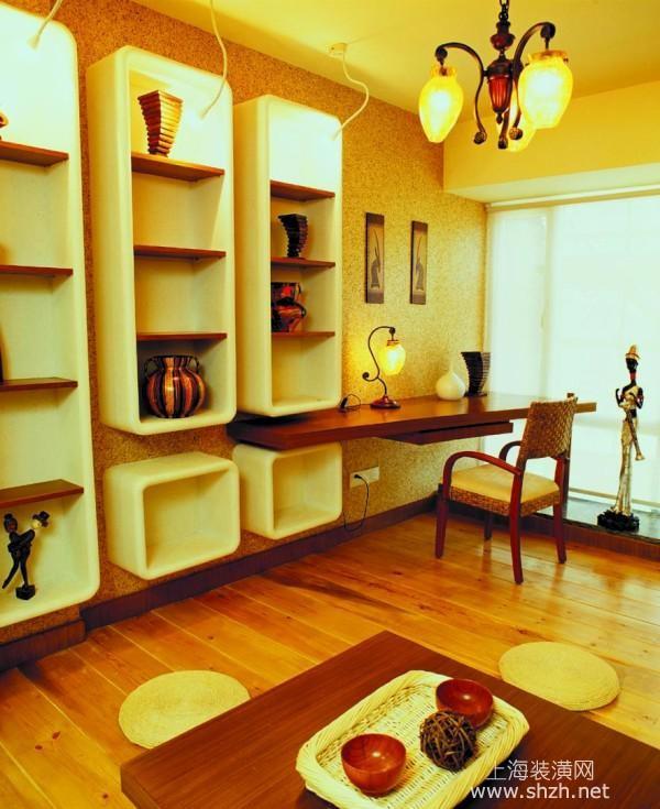 来袭走心设计 东南亚风格居室装修