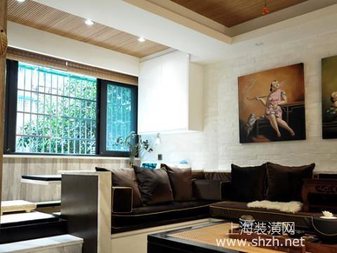 客厅精装修 现代简约风格设计