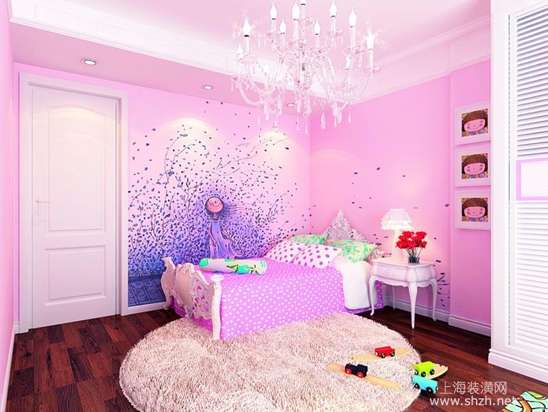 卧室墙壁绘画图片