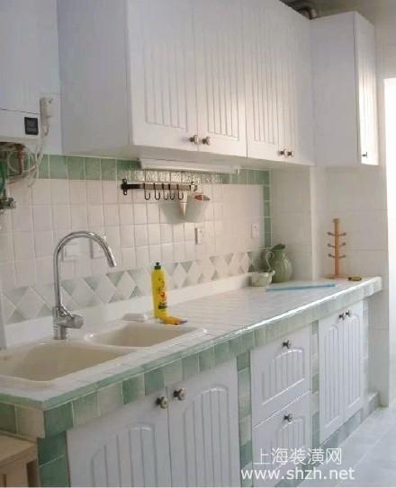 砌砖橱柜大闹厨房革命 九款特色砌砖橱柜推荐
