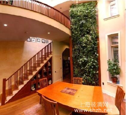 巧用植物墙装点家居环境 扮靓植物墙设计