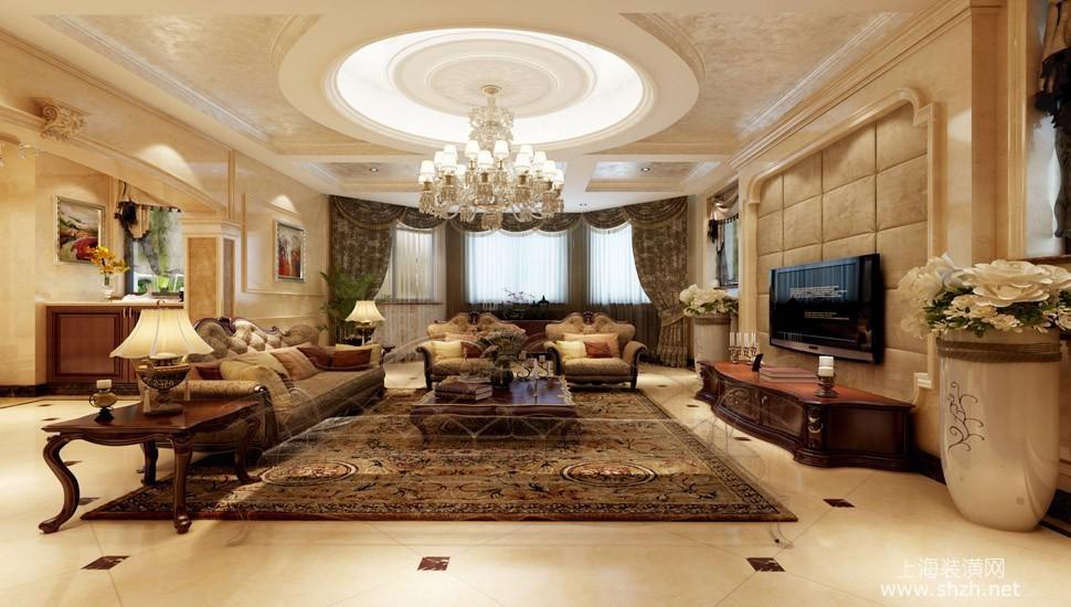 2015年独栋别墅设计 欧式风格奢享品质生活