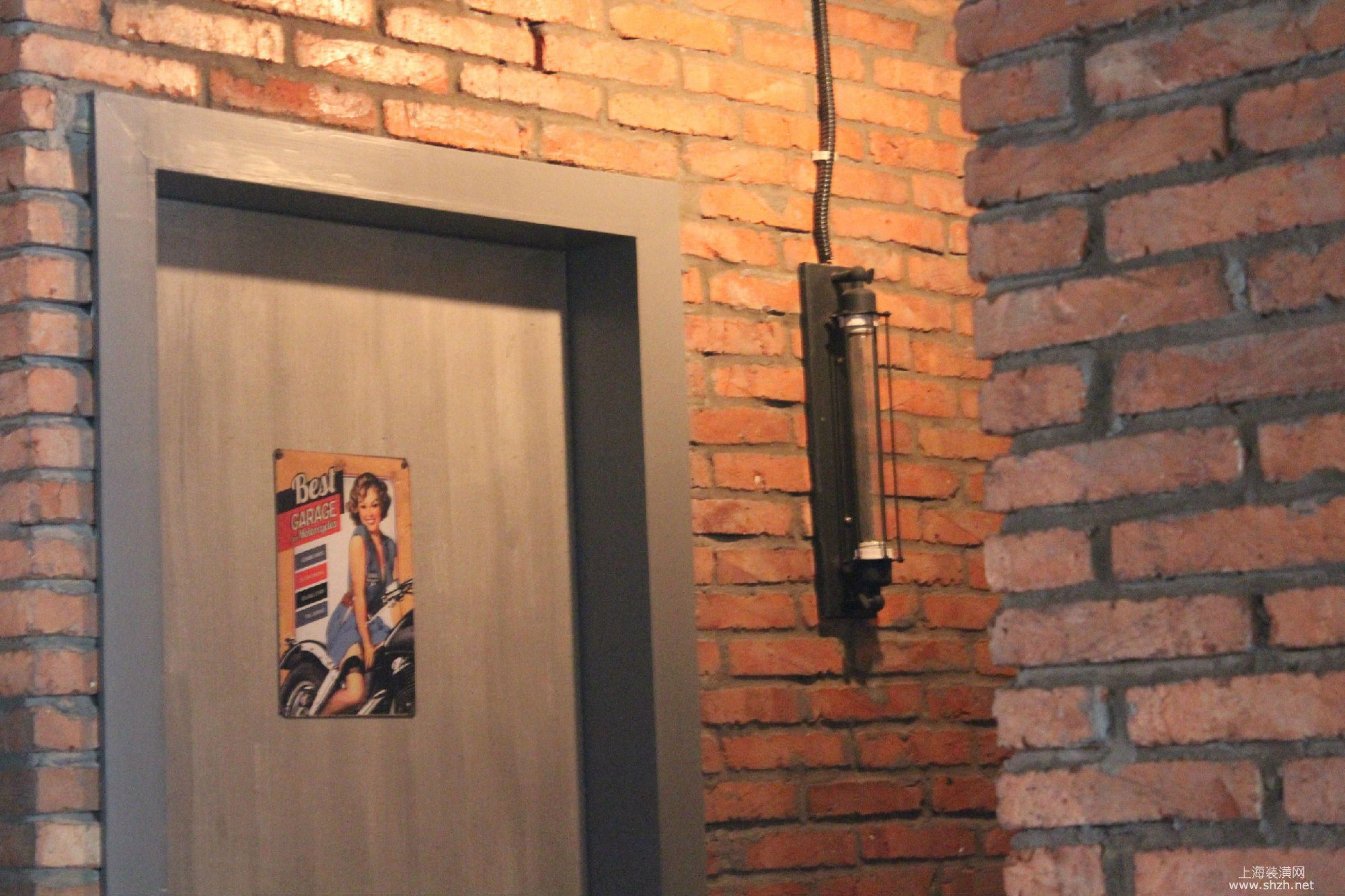 loft阁楼装修风格小店 把店装成家的感觉