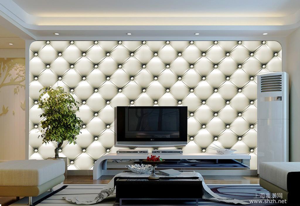 说瓷砖背景墙会成为2016年客厅电视背景