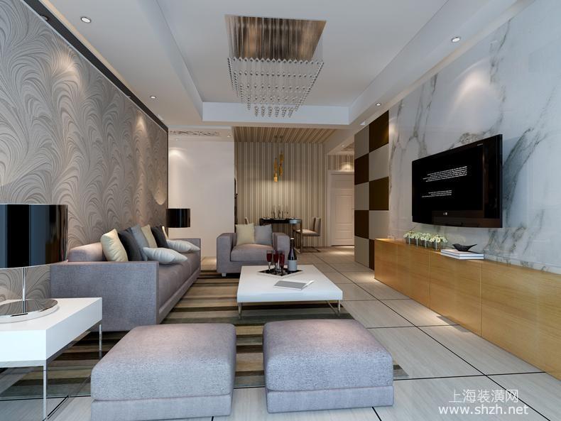 背景墙 正文  特点:木材饰面板做客厅背景墙展示