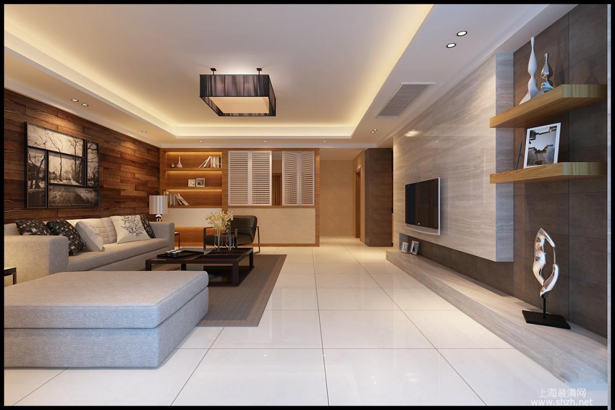 2016最新客厅背景墙造型