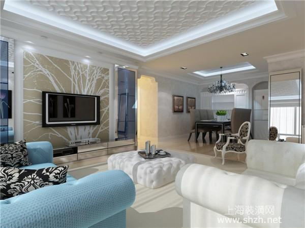 2016年50款最新客厅,电视背景墙装修效果图