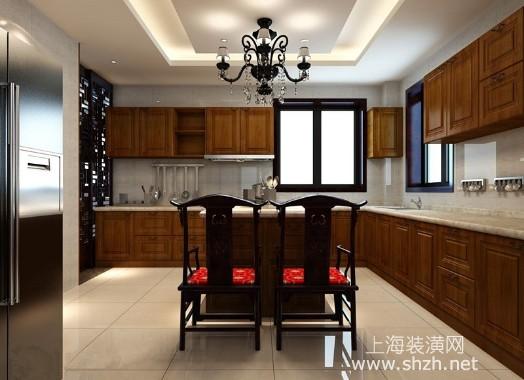 别墅装修设计案例 新中式风格别墅装修