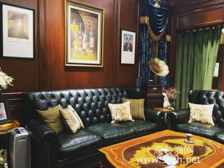 老家具收藏地 30平米海派風格裝修效果-上海裝潢網