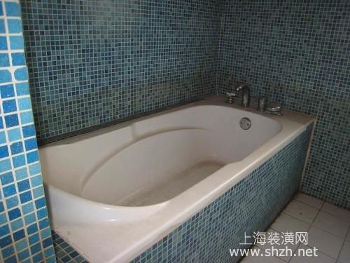 砌浴缸施工步骤