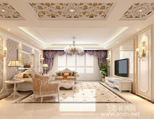 家庭装修欧式风格图片
