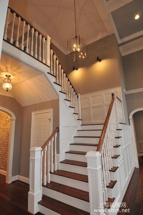 复式房间楼梯设计 创意满满