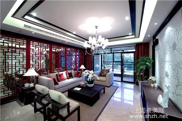 现代元素结合清雅传统的中式风格-展现东方魅力!