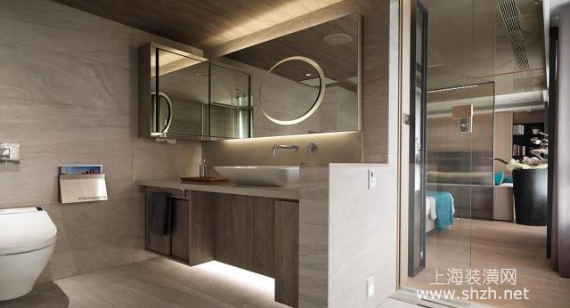 94平现代风设计 搭配中式元素的舒适家居