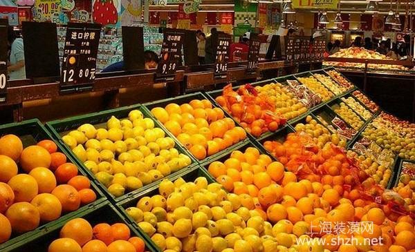 干貨分享:怎么設計水果店裝修效果圖更好?