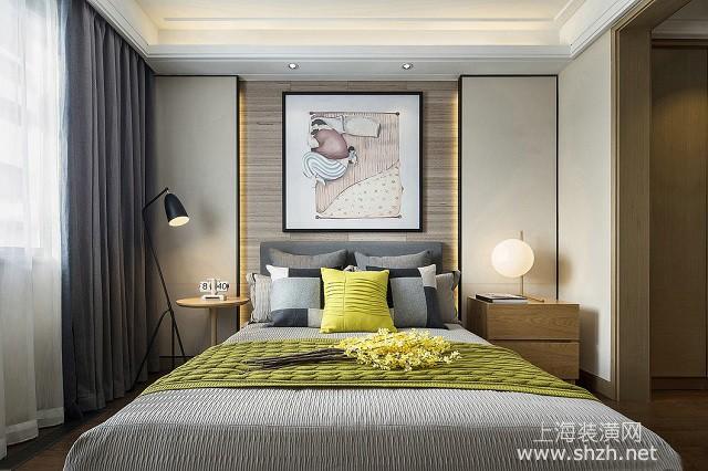 设计 装修风格 现代简约 正文  北欧原木风格装修案例效果图展示,卧室