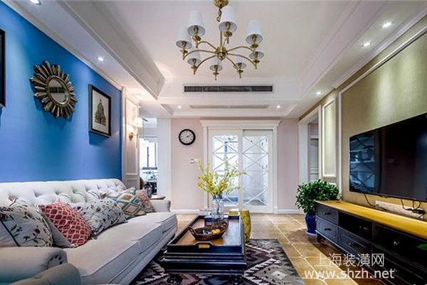 上海90平米装修报价单:12万装修预算打造田园风格家园