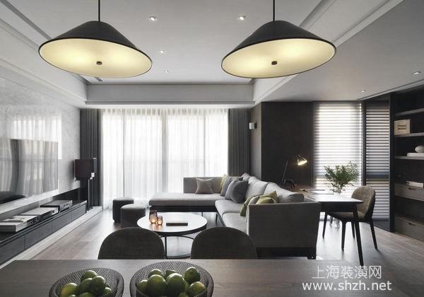 现代简约风格装修案例:品味木质静宅的简约与美好