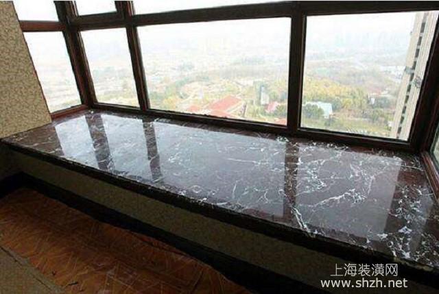 哪些材料可以用来装修飘窗,大理石还是木板好
