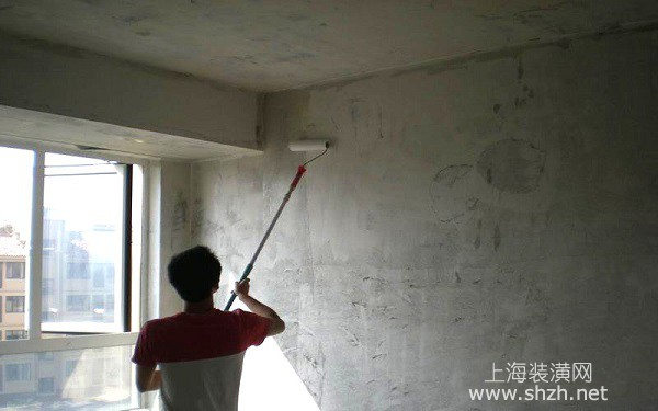 墙面装修施工步骤