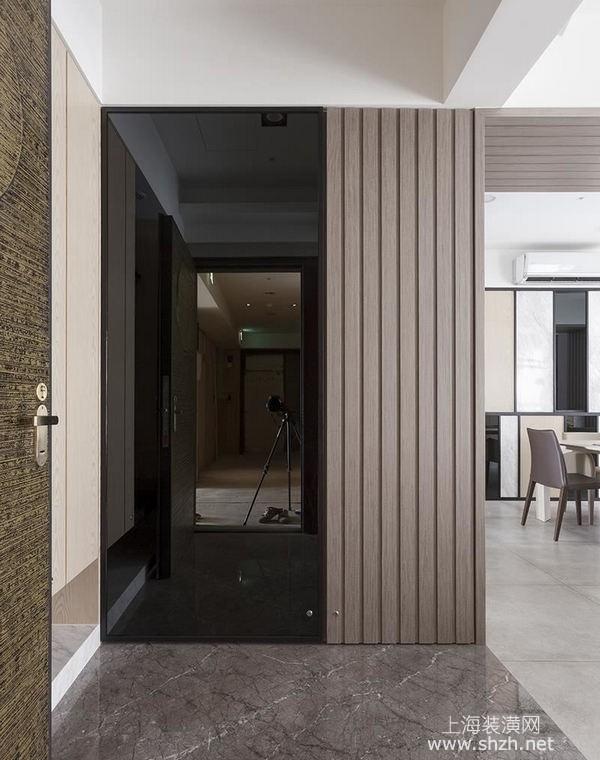 美观兼实用现代风精品宅装修设计:加强收纳让生活更便利