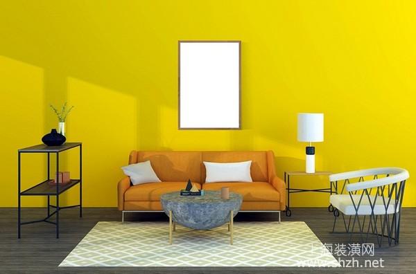 室内装饰家具篇:五款金黄色家具,让空间充满热情活力