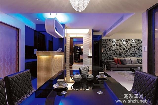新古典装修风格,满室低调光影 风华内蕴的奢华印象