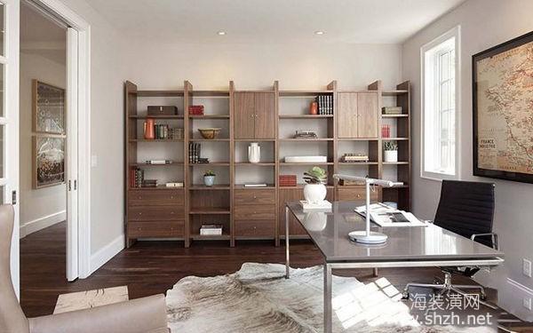 书房装修风水禁忌有哪些,书房设计布置要注意哪些方面