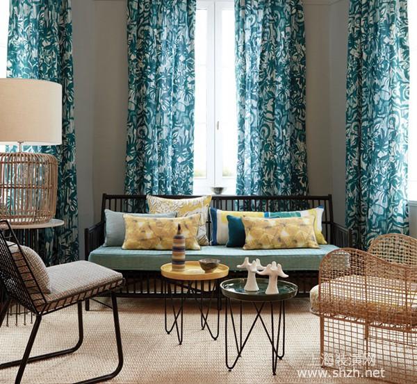 室內裝修用窗簾描繪居家優雅風情,五款質感窗簾分享