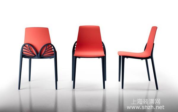 五款创意设计椅子令人耳目一新,给空间增添更多艺术美
