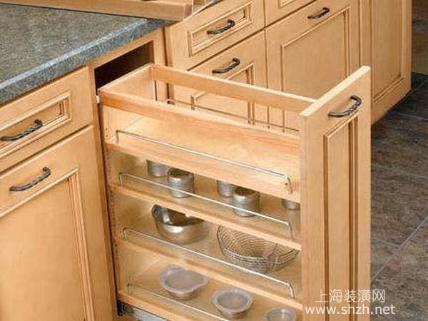 橱柜拉篮和抽屉哪个更好?橱柜拉篮和抽屉优缺点介绍