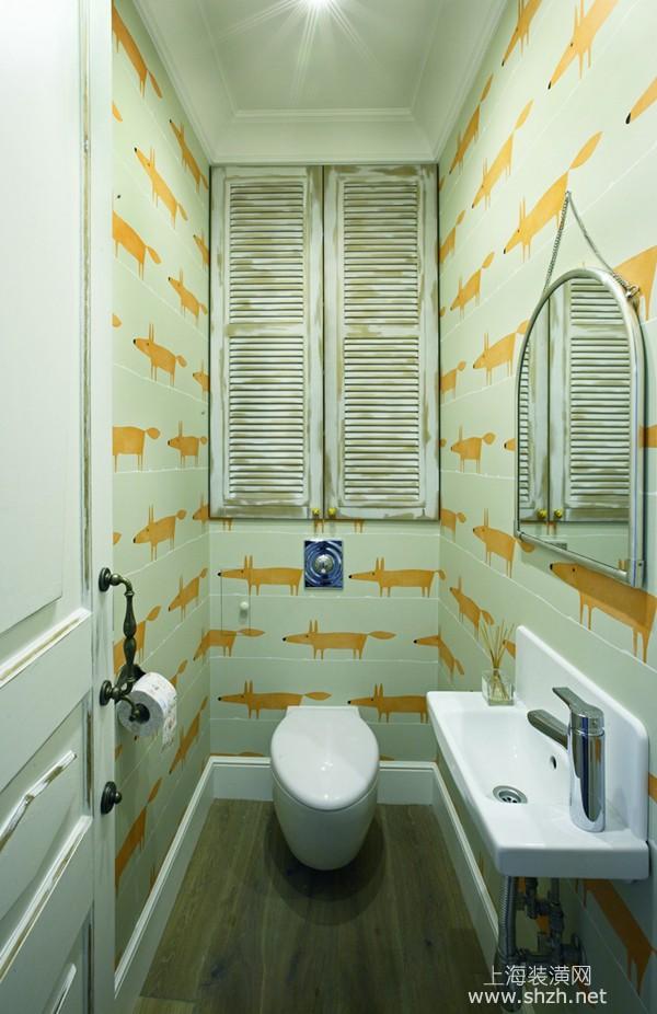 私人公寓装修设计案例:公私分明、梦幻般的居住空间