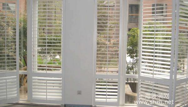 百葉窗都有哪些款式和材質?裝修時百葉窗怎么安裝才正確