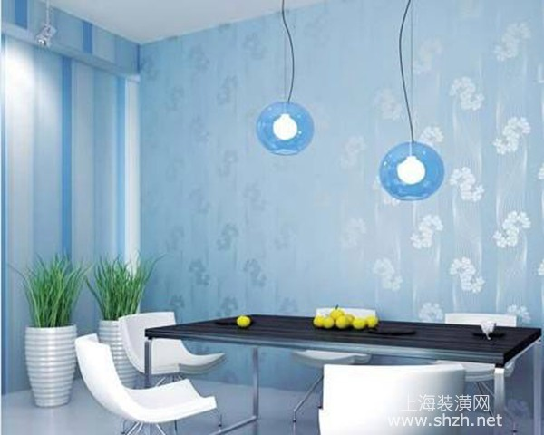 室内装修设计经验分享: 墙纸颜色怎么搭配更好