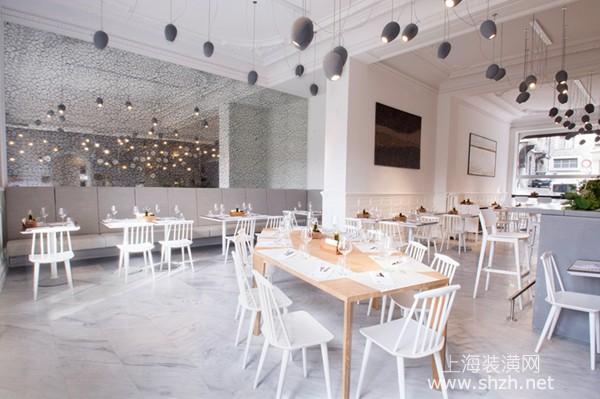 充满浓厚现代风情的咖啡馆装修设计案例分享