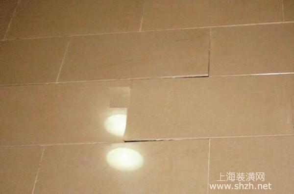 瓷砖出现空鼓问题的原因是什么?怎么解决瓷砖空鼓问题