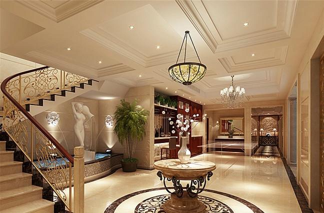 美墅设计分享 上海别墅装修地下室如何防潮