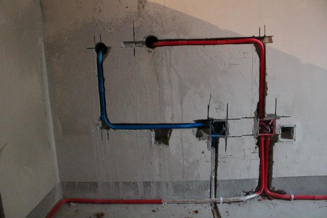家庭水电安装知识及须注意的事项
