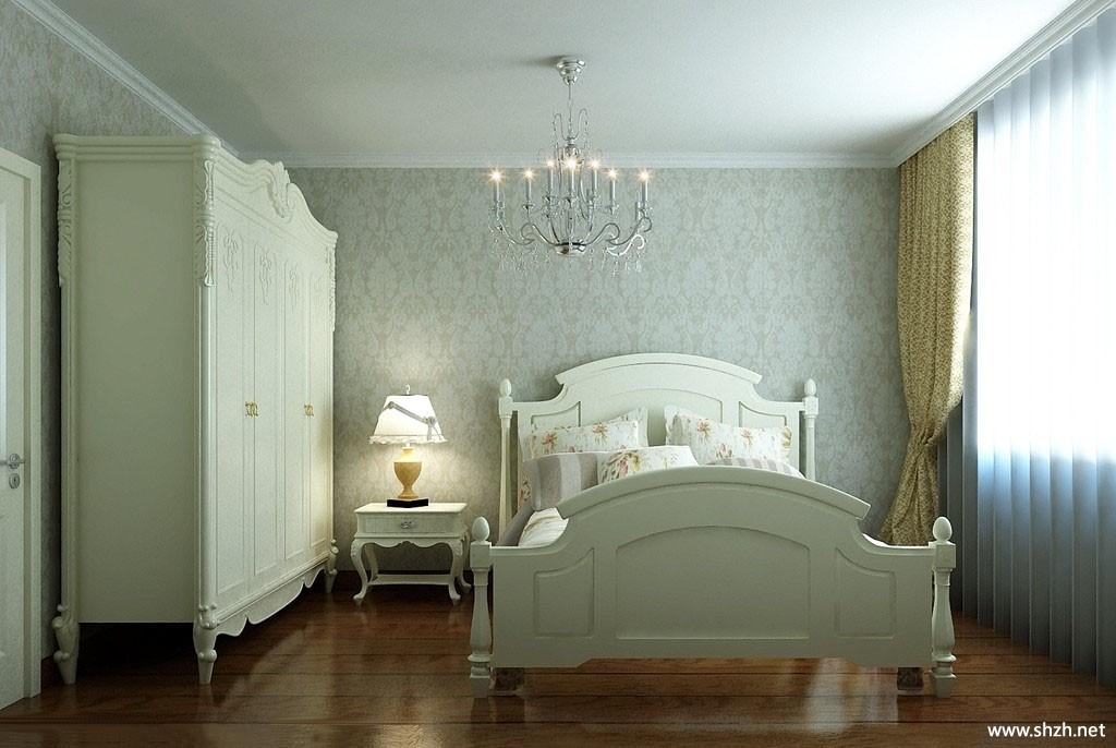 欧式客厅背景墙-上海装潢网