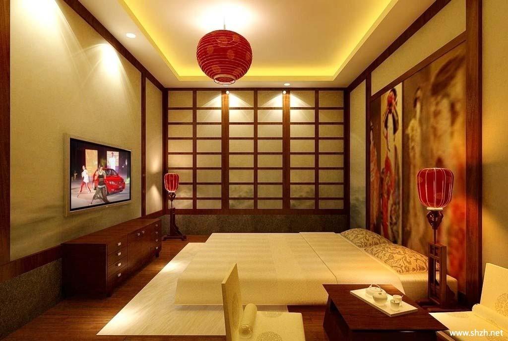 动漫素材日式房间