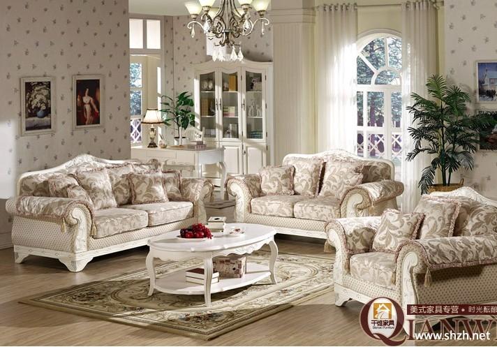 欧式家具套装新古典沙发客厅家具新古典