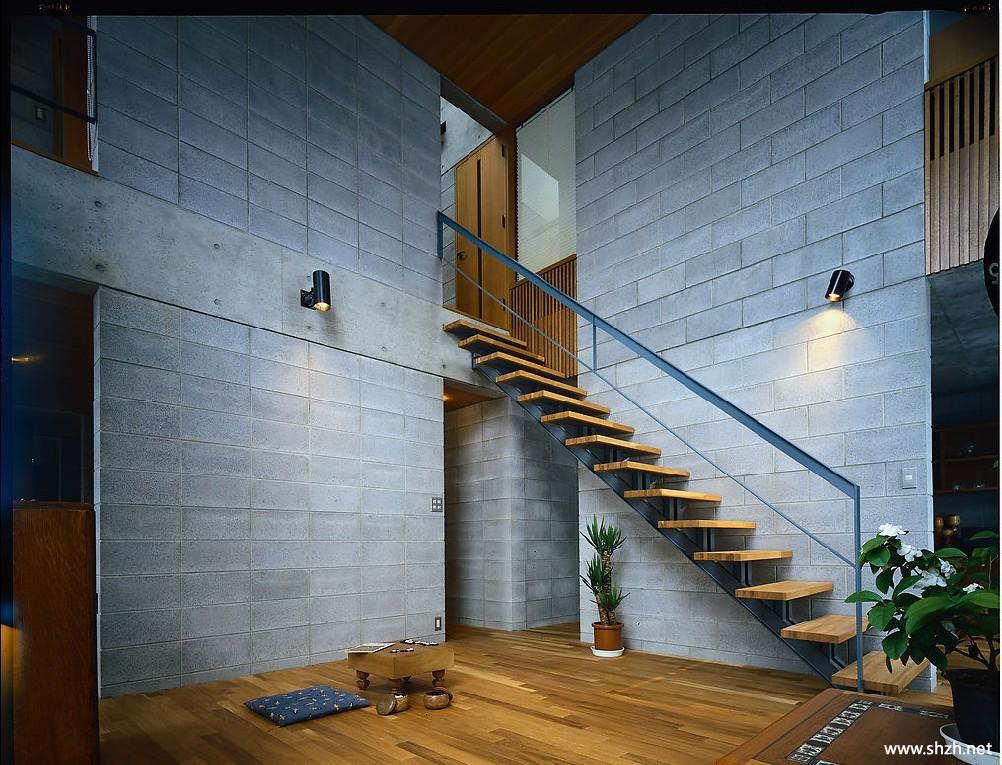 跃层复式楼梯